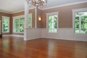 RR Hard Word Services - Wainscot Paneling